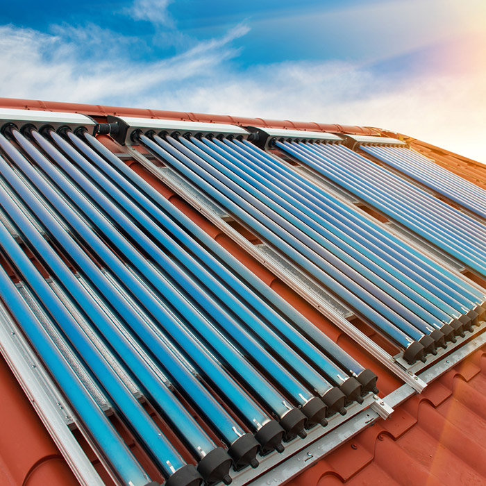 Planung und Installation von Solaranlagen
